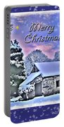 Christmas Card 28 Portable Battery Charger
