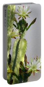 Night-blooming Cereus Portable Battery Charger