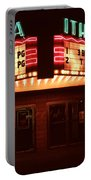 Night Lights Ithaca Theater Portable Battery Charger