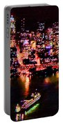 Night Lite Seattle Portable Battery Charger