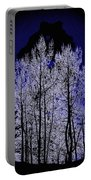 Night Of The Wolf Portable Battery Charger