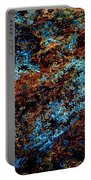 Nightlife - Abstract Panorama Portable Battery Charger