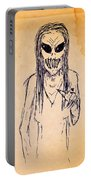 Nightmare Sketch Portable Battery Charger