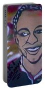 Nikki Giovanni Portable Battery Charger