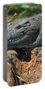 Nile Crocodile Portable Battery Charger