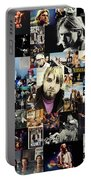 Nirvana Collage Portable Battery Charger