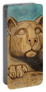 Nittany Lion Portable Battery Charger