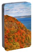 N.j. Palisades Awesome Autumn  Portable Battery Charger