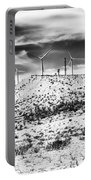 No Place Like Home 1 Bw Palm Springs Portable Battery Charger