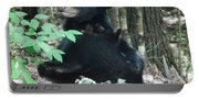 Bear - Cubs - Mother Nursing Portable Battery Charger