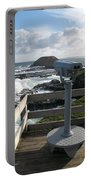 The Nobbies Outlook - Great Ocean Road, Australia Portable Battery Charger