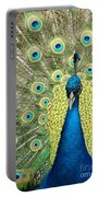 Noble Peacock Portable Battery Charger