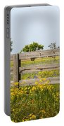 Nodding Bur-marigolds Portable Battery Charger