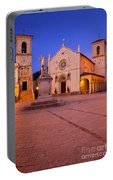Norcia Umbria Portable Battery Charger