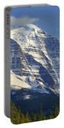 1m3549-north Face Of Mt. Temple Portable Battery Charger