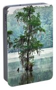 North Florida Cypress Swamp Portable Battery Charger