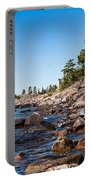 North Shore Of Lake Superior Portable Battery Charger
