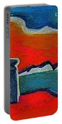 North Story Inukshuk By Jrr Portable Battery Charger