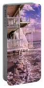 North Topsail Beach Tides That Tell Portable Battery Charger