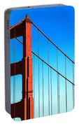 North Tower Golden Gate Portable Battery Charger