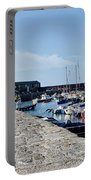 North Wall - Lyme Regis Harbour Portable Battery Charger