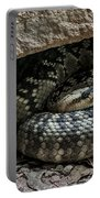 Northern Black-tailed Rattlesnake 2 Portable Battery Charger