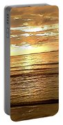 Northern Ireland Sunset Portable Battery Charger