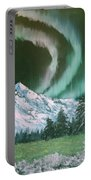 Northern Lights - Alaska Portable Battery Charger