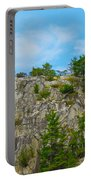 Northern Ontario Rock Face Portable Battery Charger