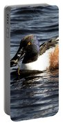 Northern Shoveler Portable Battery Charger