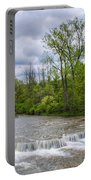 Northrup Road Waterfalls 2158 Portable Battery Charger