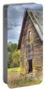 Northwest Barn Portable Battery Charger by Jean Noren