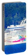 Norwegian Jewel Cruise Ship Portable Battery Charger