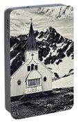 Norwegian Lutheran Church Grytviken Portable Battery Charger