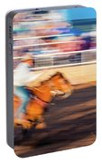 Norwood Colorado - Cowboys Ride Portable Battery Charger