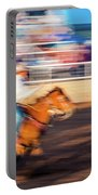 Norwood Colorado - Cowboys Ride Portable Battery Charger