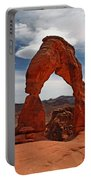 Not The Usual Delicate Arch View Portable Battery Charger