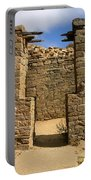 Notched Doorway Portable Battery Charger