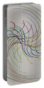 Noted Patterns Portable Battery Charger