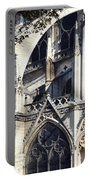 Notre Dame Cathedral Architectural Details Portable Battery Charger