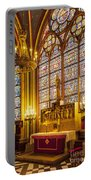 Notre Dame Chapel Portable Battery Charger