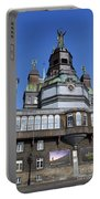 Notre-dame De Bonsecours Chapel And Marguerite Bourgeoys Museum Portable Battery Charger