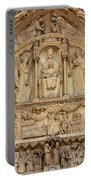 Notre Dame Detail Portable Battery Charger
