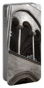 Notre Dame Gothic Arches Portable Battery Charger