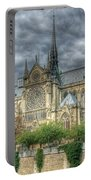Notre Dame Portable Battery Charger