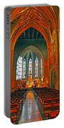 Notre Dame Of Luxembourg Portable Battery Charger