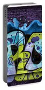 Nouveau Graffiti Portable Battery Charger