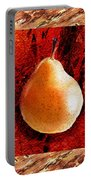 Nude N Beautiful Pear  Portable Battery Charger