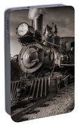 Number 4 Narrow Gauge Railroad Portable Battery Charger