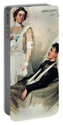 Nurse: Calendar, 1899 Portable Battery Charger